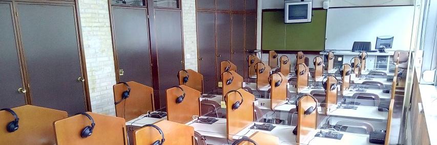 laboratorio de idiomas