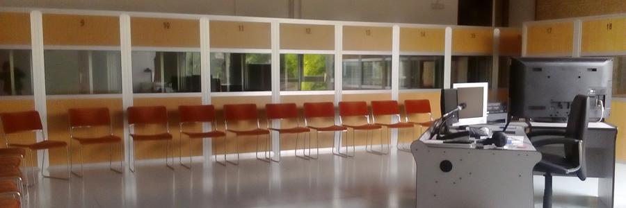 laboratorios de interpretación simultánea